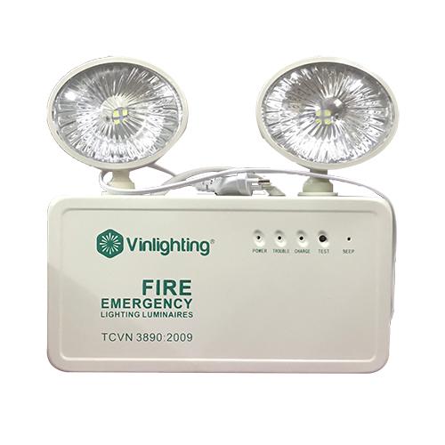 Đèn chiếu sáng thoát hiểm khẩn cấp sự cố mắt cua Vin-SC-006