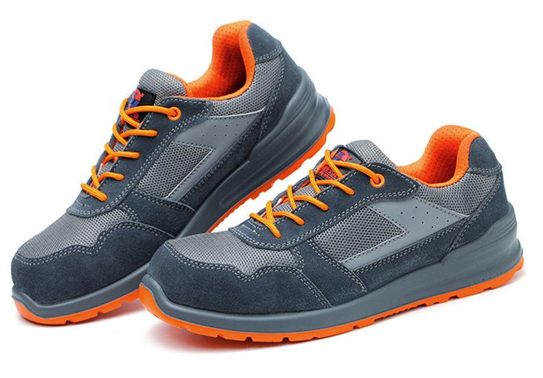 Giày da bảo hộ lao động thời trang JK6312