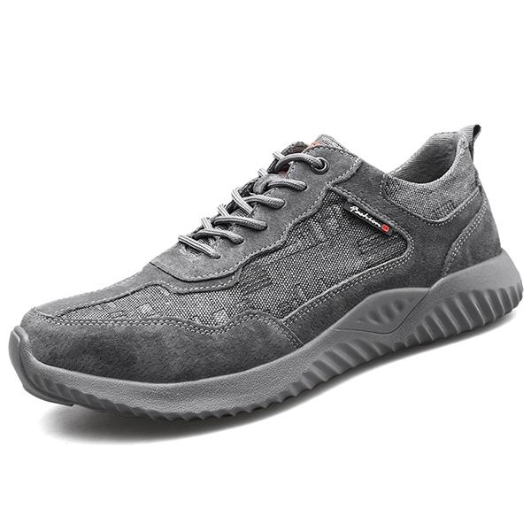 Giày da bảo hộ lao động cao cấp 818 K2
