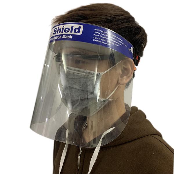Kính che mặt chống Virus – chống bụi