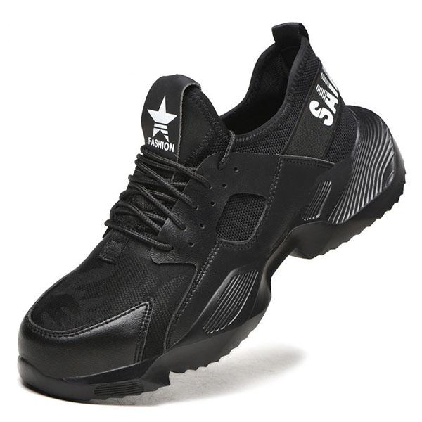 Giày da bảo hộ lao động thời trang 1009