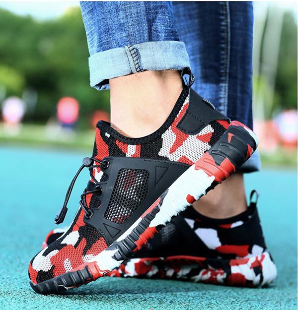 Giày bảo hộ lao dộng dáng thể thao siêu thoáng 706 K3