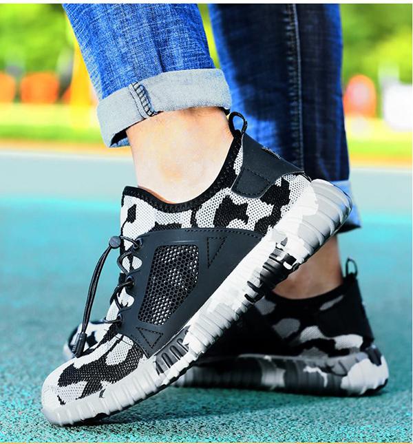 Giày bảo hộ lao động dáng thể thao siêu thoáng 706 K2