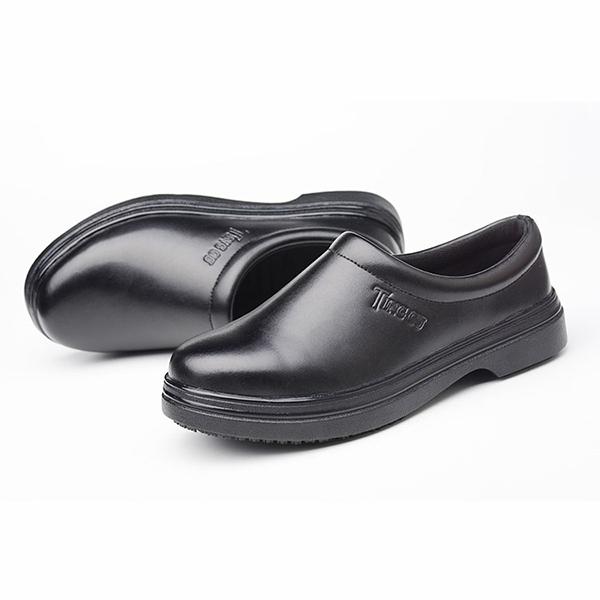 Giày da bảo hộ lao động cao cấp L182