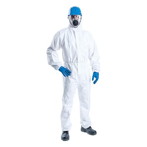Bộ áo liền quần chống hoá chất, phòng dịch VinGuard 2000