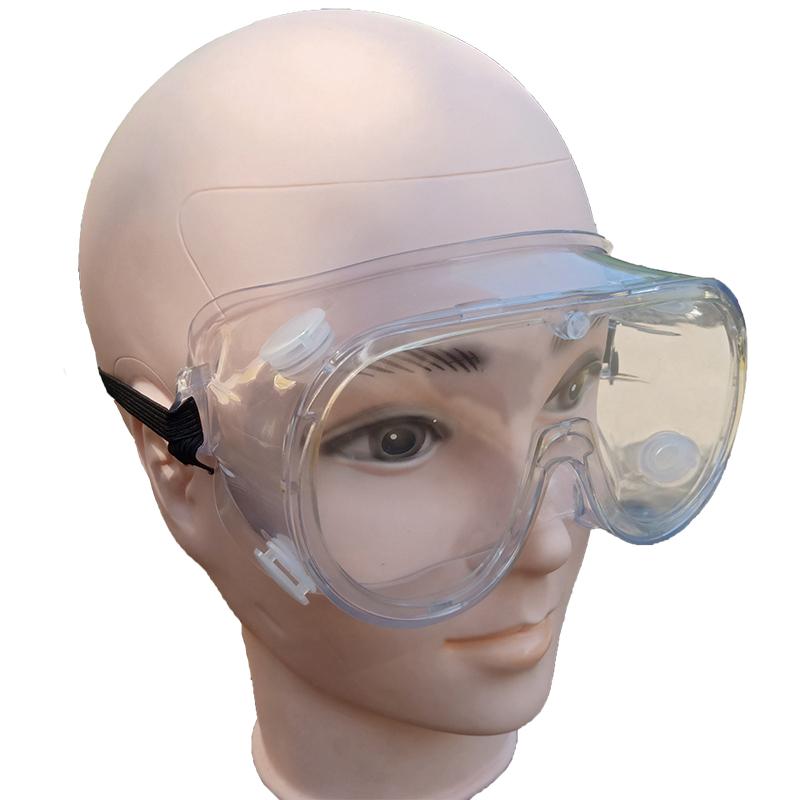 Kính bảo hộ dẻo chống hoá chất 8M