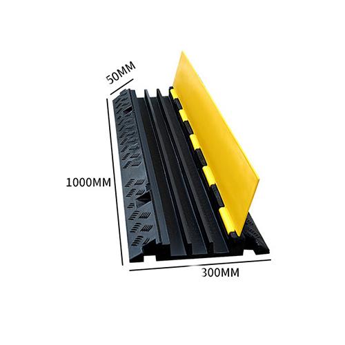 Gờ cao su bảo vệ luồn dây điện ngầm 003 loại 3 khe