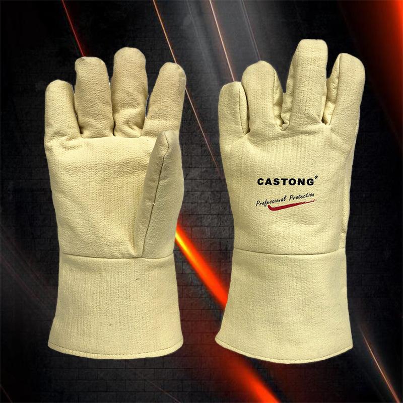 Găng tay chịu nhiệt Castong chống nóng 1000 độ