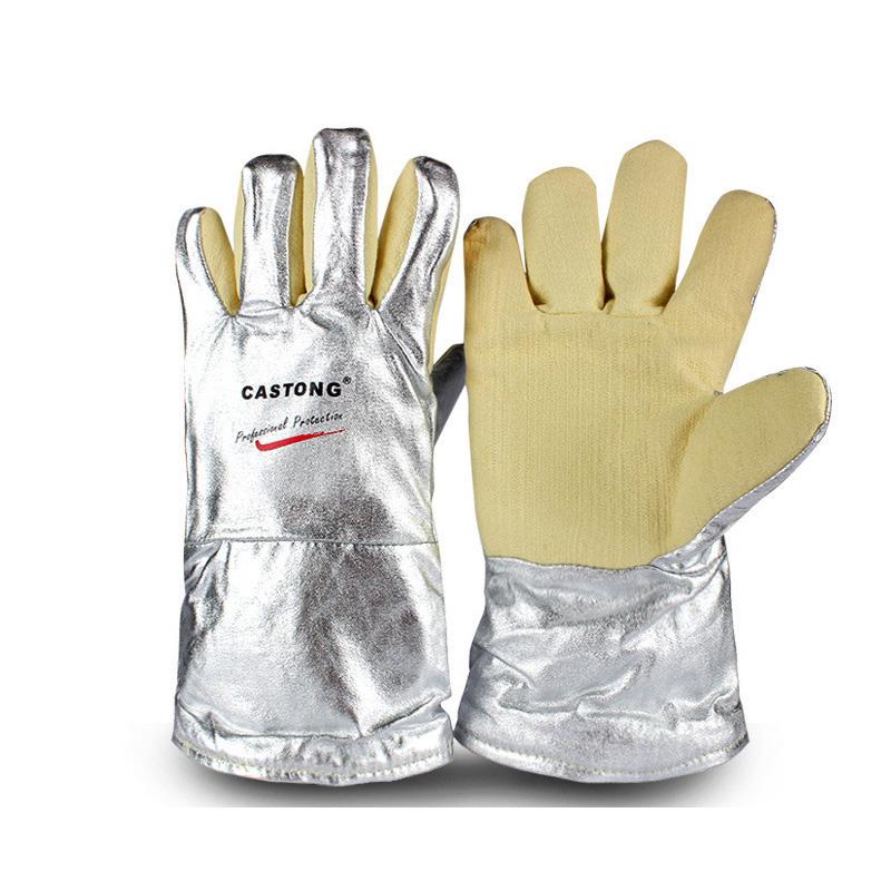 Găng tay chịu nhiệt Castong chống nóng 500 độ